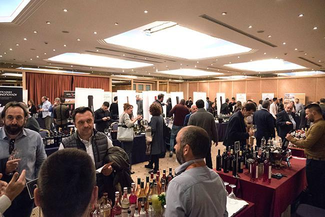 Μεγάλη συμμετοχή στην Έκθεση Κρασιού 800 Wine Fair